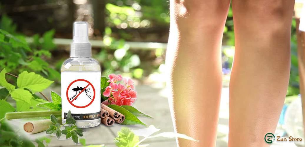 Repellenti naturali: sicuri ed efficaci