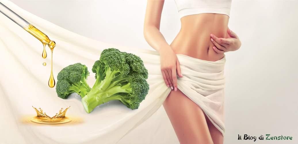 Olio di semi di Broccoli