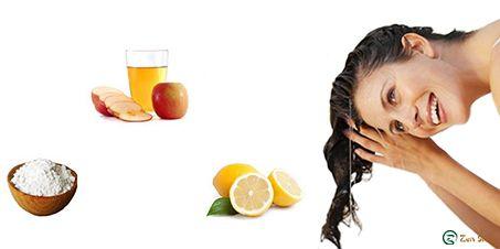Risciacquo acido per capelli setosi, morbidi e lucenti