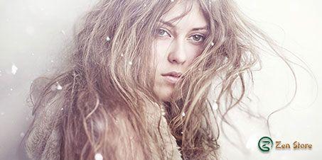 Il freddo rovina i capelli. I rimedi naturali per proteggerli